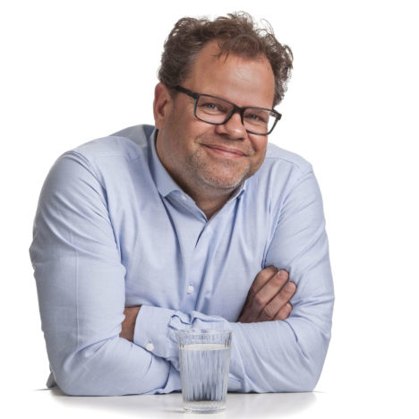 Bart van Rijs subsidieadviseur bij Evers + Manders