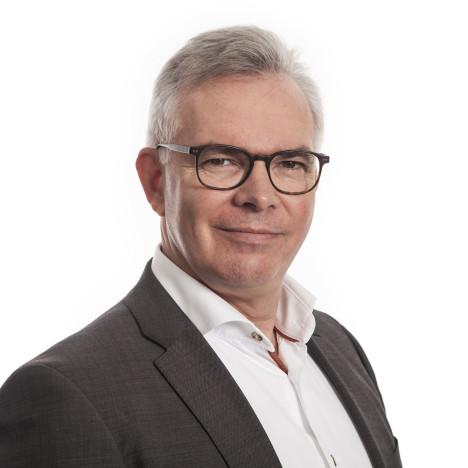 Paul Manders, eigenaar Evers + Manders