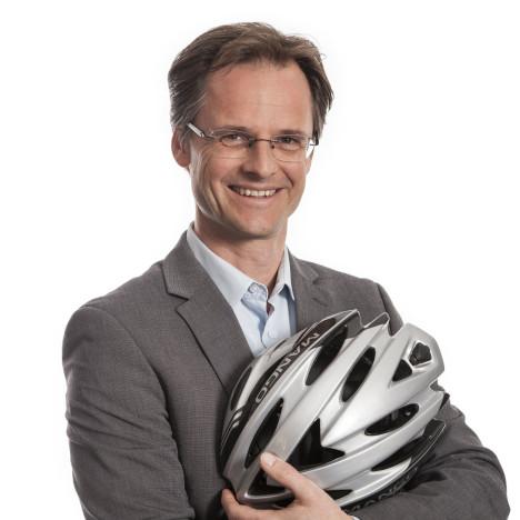 Joost Jongerius, subsidieadviseur bij Evers + Manders