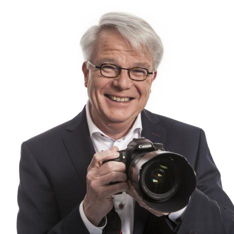 Jos van Maasacker, subsidieadviseur bij Evers + Manders