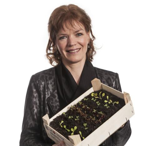 Trinette Kamphorst, officemanager bij Evers + Manders