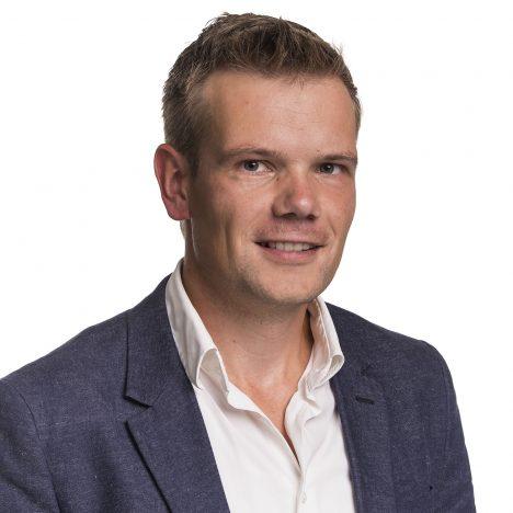 Gerben van der Steege subsidieadviseur