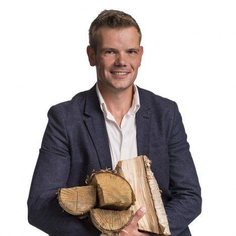 Gerben van der Steege, subsidieadviseur bij Evers + Manders