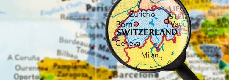 Zwitserland EU