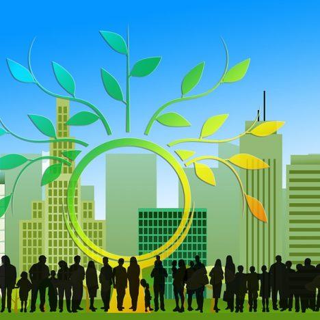 Urbanisatie - duurzame en innovatieve regionale ontwikkeling