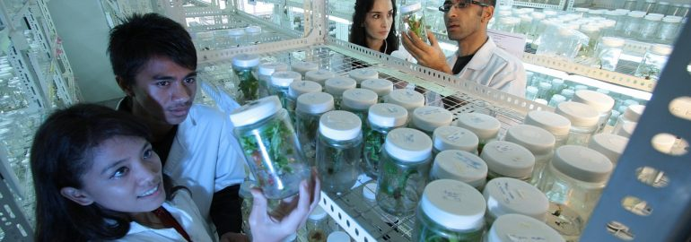 Laboratorium - toegepast wetenschappelijk onderzoek mogelijk door NWO-TTW Open Technologie Programma