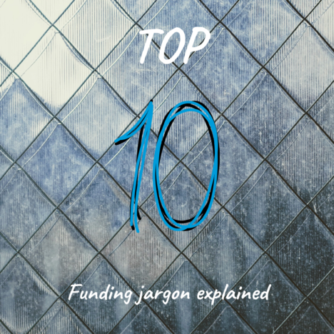 explanation funding jargon