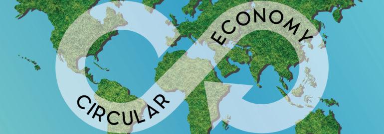 aarde en circulair teken