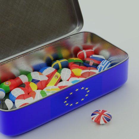 Vertrek VK uit de EU