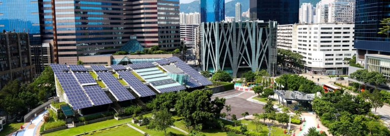 Duurzame stedelijke ontwikkeling