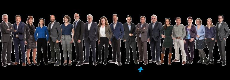 Team Evers + Manders Subsidieadviseurs